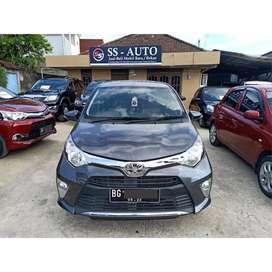 DiJual Cepat Toyota Calya 1.2 G MT 2017 FullOrisiniL