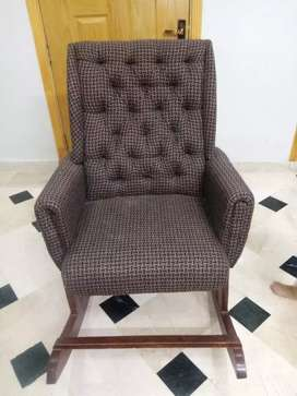 Sofa Rocking Chair in new condition..