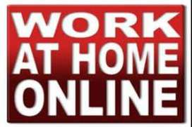 Part time home based work for students earn 8000/week easily