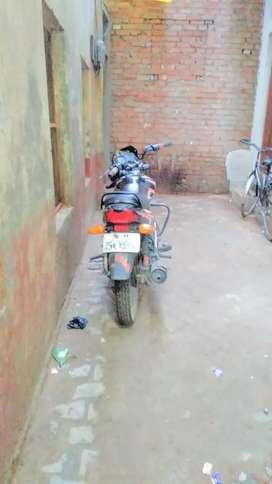 Tvs sport 100 cc