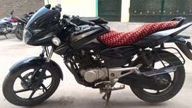 Bajaj pulsar ,good condition with new engine, negotiable