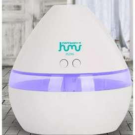 Air Humidifier Aromateraphy Diffuser 300ml - Putih