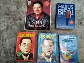 Buku Tentang Susilo Bambang Yudhoyono (SBY)