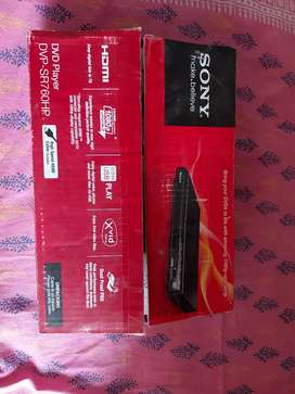 DVD Player DVP-SR760HP