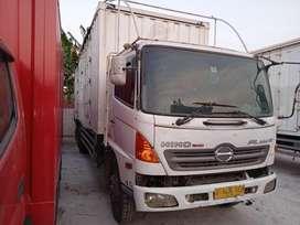 Hino Tronton / FL 235 JW / Full Box 9,2 m / 2012 / Zhafran Mobilindo