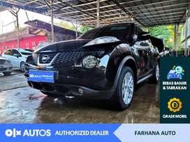 [OLXAutos] Nissan Juke 2011 1.5 RX Bensin A/T Hitam #Farhana Auto