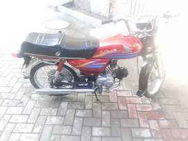 HONDA MOTERCYCLE