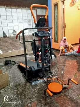 Treadmill/alat fitnes kondisi baru