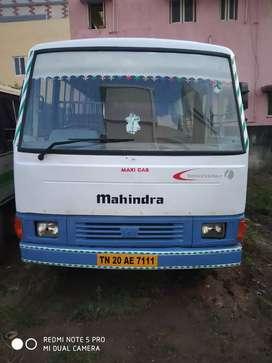 Mahindra Tourister maxicab