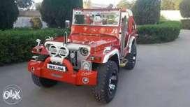 Modified jeeps