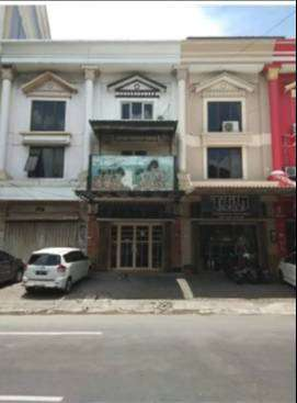 Ruko Nol Jalan Pahlawan Surabaya Pusat Termurah Siap Pakai Nego