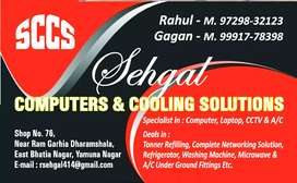 Sehgal Computers and Cooling Solutions