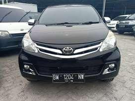 Toyota Avanza G 1.3 MT 2014