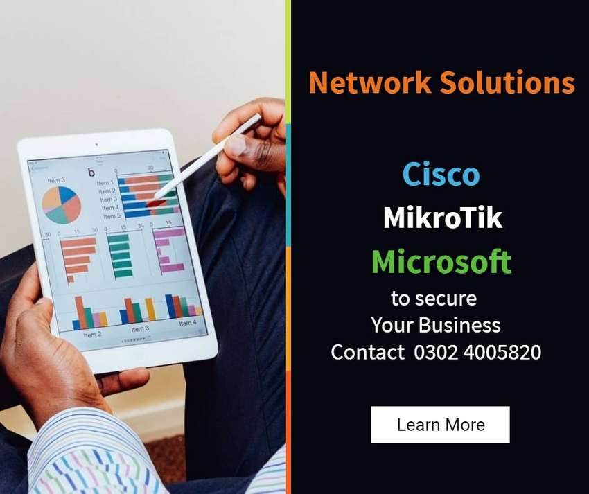 IT / Network Solution and Support Provider 0