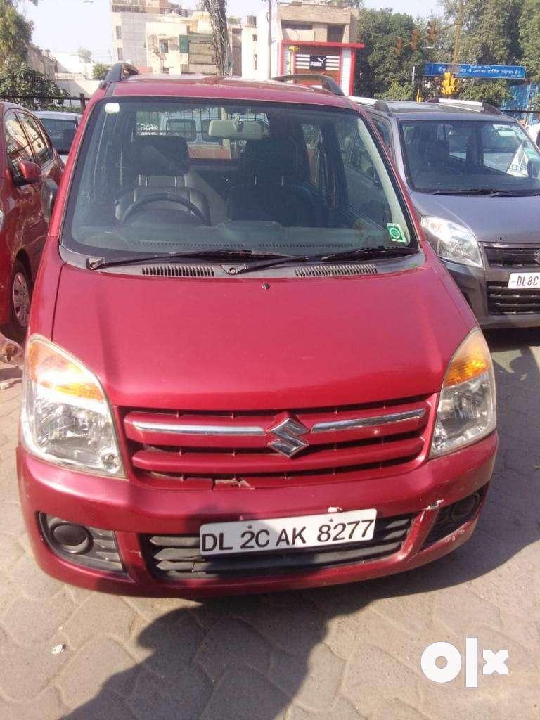 Maruti Suzuki Wagon R LXI, 2009, Petrol 0