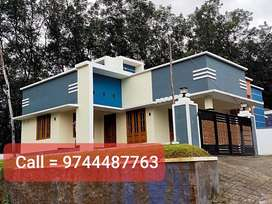 HOUSE FOR SALE @ പ്രവിത്താനം , പാലാ തൊടുപുഴ റോഡിൽ