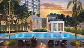 Best ever location 2 BHK  Flat  for Sale  in  Kavesar, Thane West, God