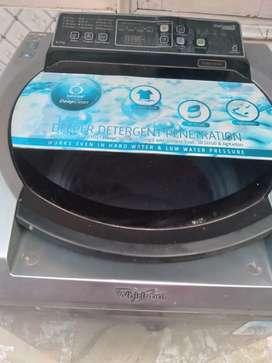 Whirlpool top load washing machine for sale