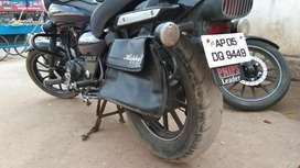 Bajaj avenger 150