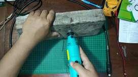 Mesin Gerinda Mini Set Technology