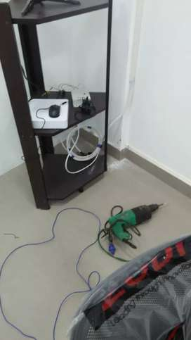 Electrical plumbing and cctv full work with maintaince
