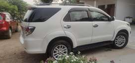 Toyota Fortuner 2014 Diesel Good Condition