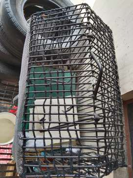 Bard Cage Big ang New Candesan