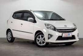 Toyota AGYA G 1.0 AT
