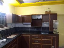 Separate room in a 3BHK flat available for female or male