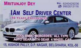I am self driver center. 24 x 7 service. 10 Years