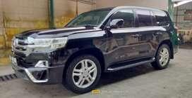 Land Cruiser V8 VXR Diesel 2011