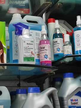 Sanitizer, N95 mask  available at cheap price