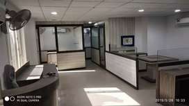 Furnished offices, IELETS centres, saloons, showrooms available n rent