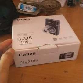 Canon IXUS 185 merah maroon BU