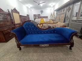 brand new Dewan for sale made with pure shisham wood.