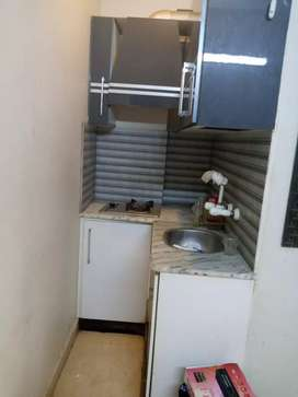 Studio apartment for rent  Dha phase 6 muslim  commercial