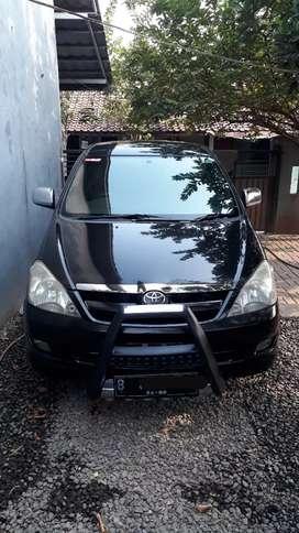 Toyota kijang innova V 2.0