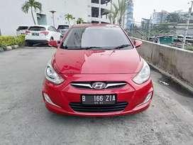 Hyundai Grand Avega GL Automatic 2013 Mantul
