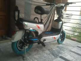 Electric scooty/bicycle/motor cycle, imported from China N July 2020