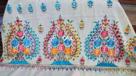 Kashmiri Shawl (Hand Embroidered)