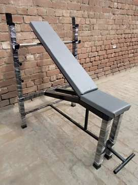 Student offer 4 in 1 Bench Double pipe sturcture Best for home use
