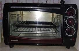 oven listrik sharp 28 liter