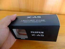 Leather Case Fujifilm X-A5