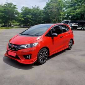 JAZZ RS MANUAL TAHUN 2017