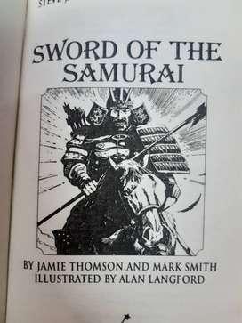 The Sword Of Samurai