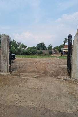 Dijual Tanah Kota Bogor 1325m2 SHM Lokasi Strategis Pemilik Langsung