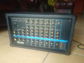 Power mixing amplifier Ramsa WR-21