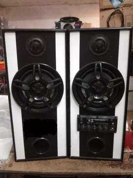 Speaker aktif 8inc type 8000