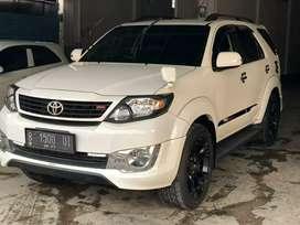 Toyota Fourtuner TRD 2.7 - 2014 (B) - VR 20 - Full Variasi