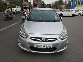 Hyundai Verna Fluidic 1.6 VTVT, 2013, Petrol